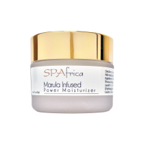 Spafrica's Marula Infused Power Moisturizer